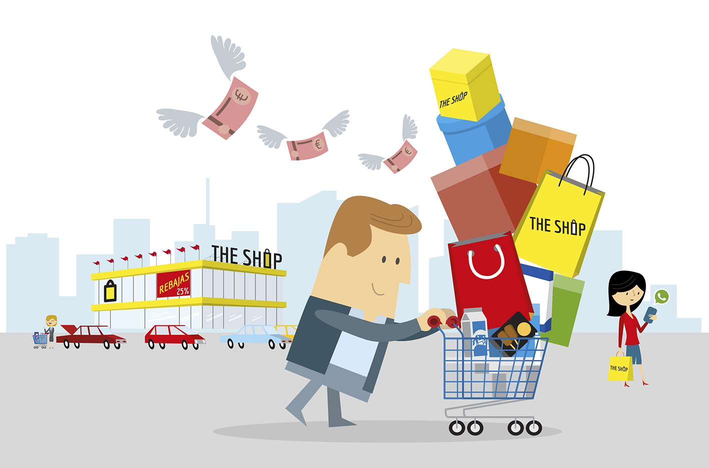 El consumo responsable (Pablo. M. Ramírez)